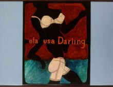 Ela usa darling